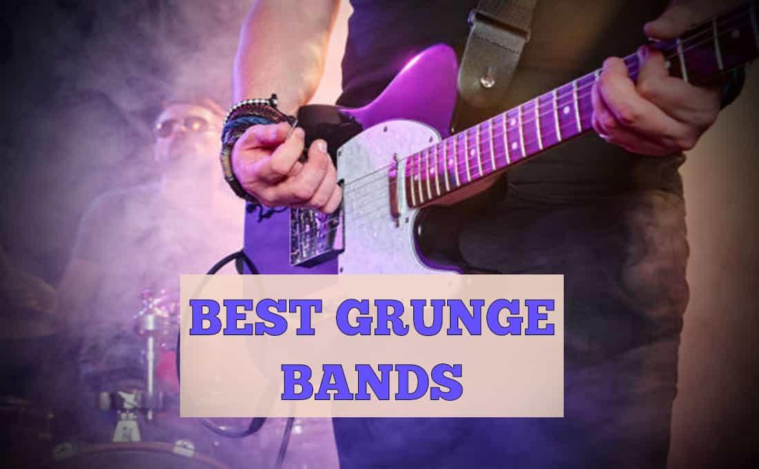 Best grunge Bands that are still Alive [Uncensored Version]